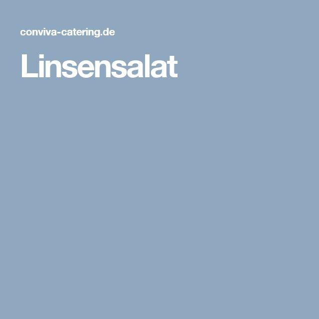 Linsensalat