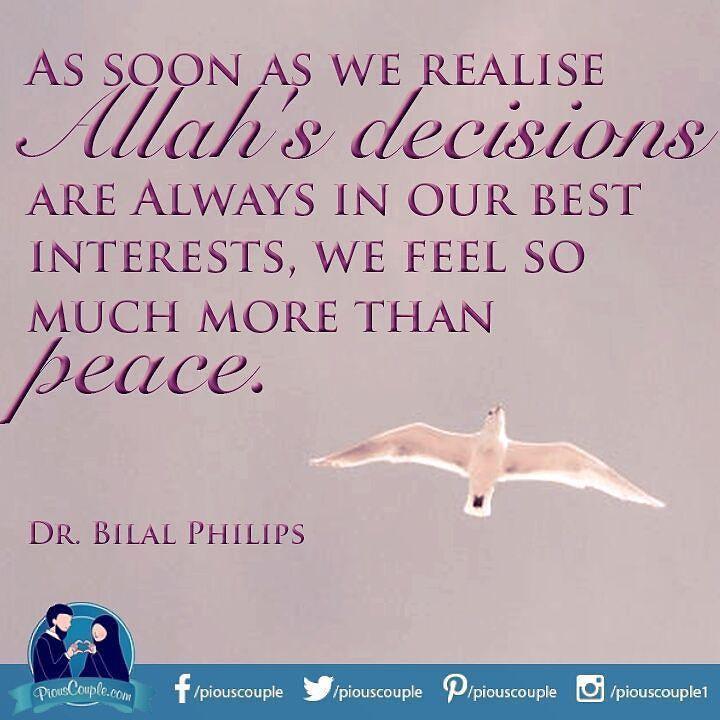 #piouscouple #Allah #decision #best #always