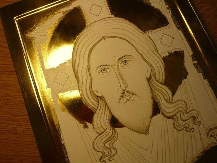 THE ICON - PAINTER ANTONIO DE BENEDICTIS (ITALY): http://www.versta-k.ru/en/articles/1484/