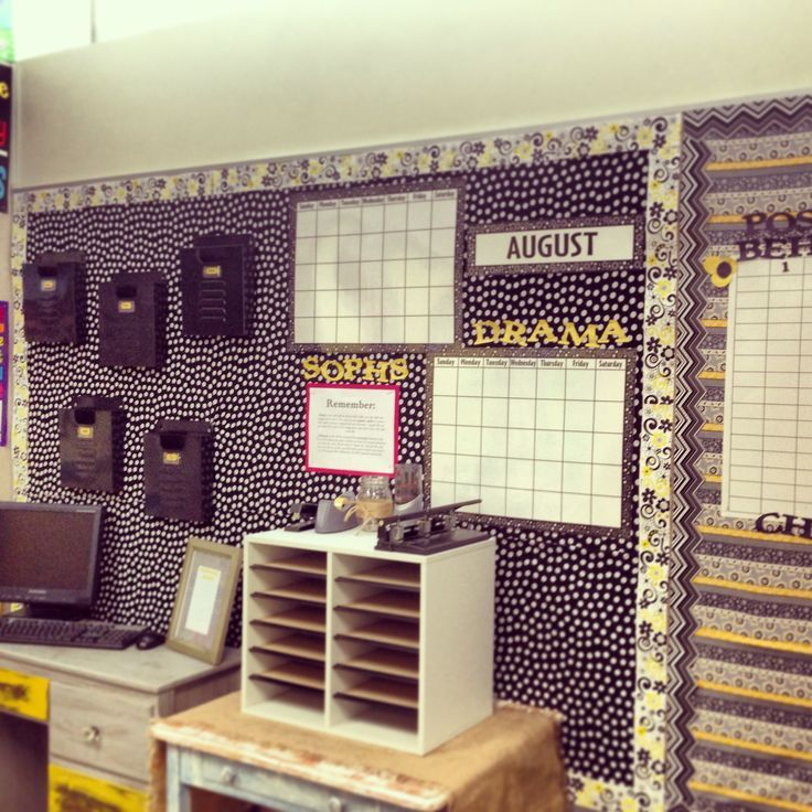 Classroom Design And Organization Ideas : Best middle school classroom ideas on pinterest year