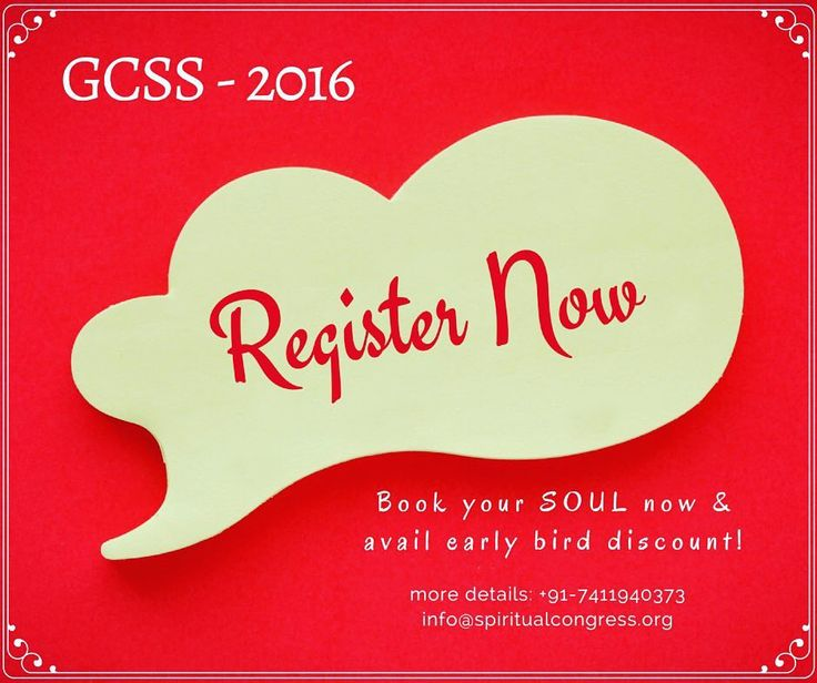 #GCSS2016 registrations are open. Kindly check http://ift.tt/22xqY4H for more details#SpiritualCongress #spirituality #wellness #mindfulness #SpiritualQuotes#Meditation #jasmuheen #tomyoung #pattysalazar #mindfulness #wellness #spirituality