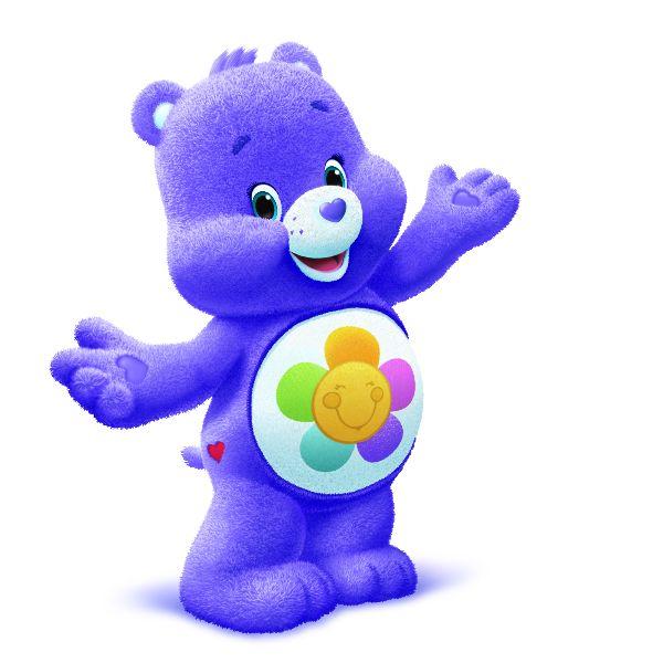 Care Bears Wallpaper: Harmony Bear 2 Images On Pinterest