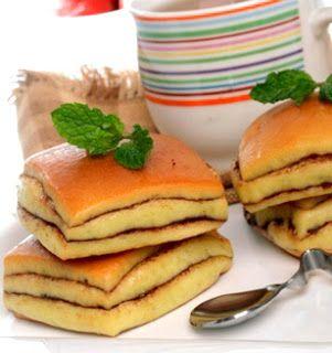 Resep Roti Isi Cokelat ~ Resep Aneka Cokelat