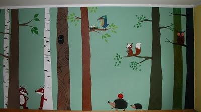 Wald - Wand - Tiere