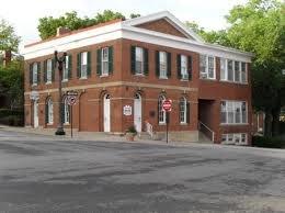 Jesse James Daylight Robbery (Liberty, MO)