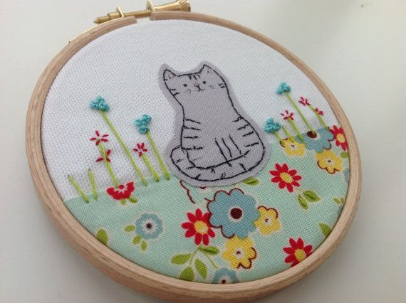 133 Best Ideas About Embroidery Hoop Pictures On Pinterest