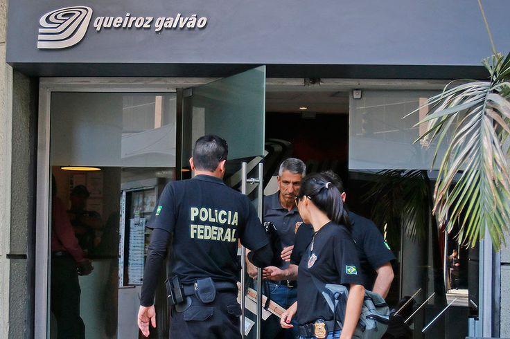 Investigação contra Queiroz Galvão abre flanco que pode atingir PSDB e PMDB - Notícias - R7 Brasil