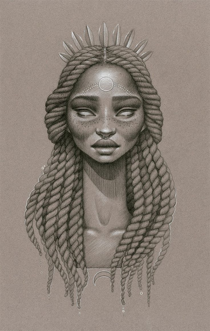 African makeup african hair african goddess african style african - Book Cover Art By Artist Sara Golish Moondust Series African