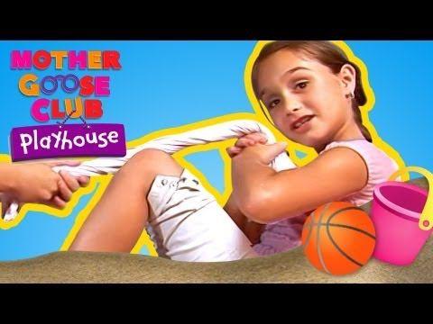 ▶ Seesaw Margery Daw - Mother Goose Club Playhouse Nursery Rhymes - YouTube