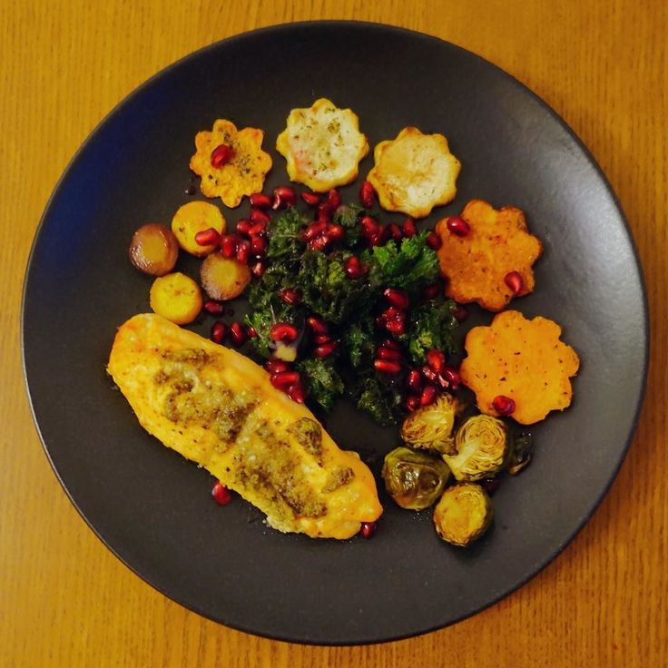 saturday night dinner whilst watching 6nationsrugby homemade healthy tv dinner roasted sweet
