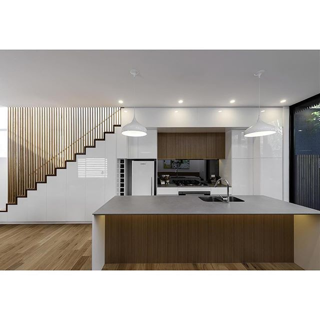 Maximum Mercury kitchen by @alexandrabuchananarchitecture Built by @seventy7projects #MaximumAustralia