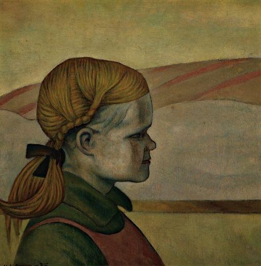 Lettipäinen tyttö (1933) - VILHO LAMPI