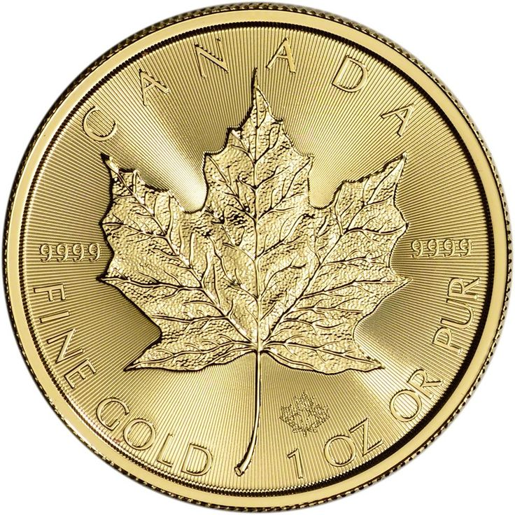 Gold Maple Leaf  #GoldMapleLeaf  #Gold  #Maple  #Leaf  #Canada  #Coins  #World  #Kamisco