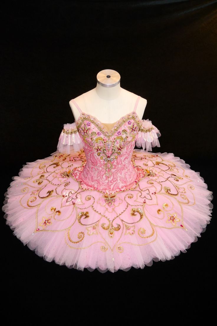 The Nutcracker- Sugarplum fairy tutu (Act 3)