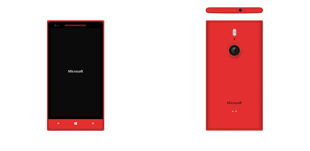 Concept Phone Of The Week : Microsoft Lumia 4.3 Smartphone - Mobile Doctors.co