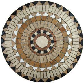 Mosaic Medallions