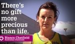 Donate Life Week: Bianca Chatfield talks about the importance of becoming an organ donor.