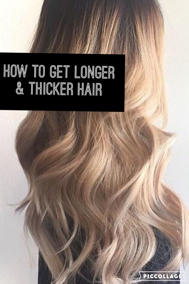 Pleasing 1000 Ideas About Thicker Hair On Pinterest Thick Hair Short Hairstyles Gunalazisus