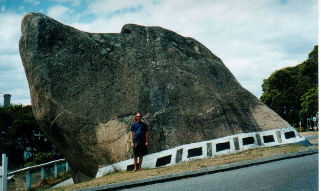 Dog Rock @ Albany, Western Australia.