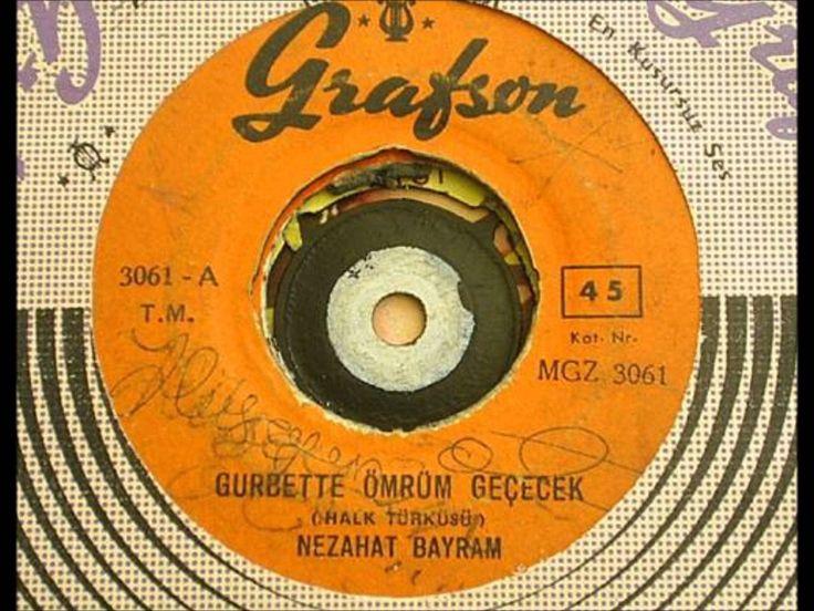 Nezahat Bayram-Gurbette Ömrüm Geçecek(trt arşiv)