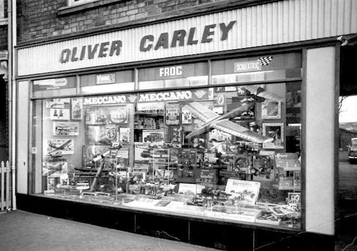 Shop in Peterborough, UK - 1960s