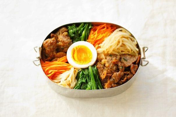 Bibimbap Bento - ビビンパ弁当