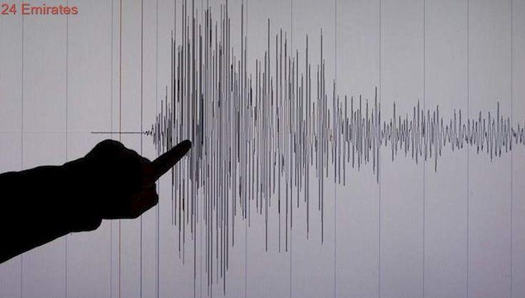 5.7 magnitude earthquake jolts Kashmir Valley