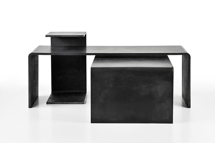 Set of Coffee tables Gravelli Trio set
