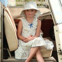 kiddysnest.gr -Picalilly Fruity Tiered Dress