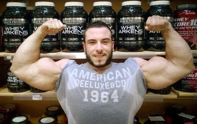 Lorenzo Becker | bodybuilding collage | Pinterest