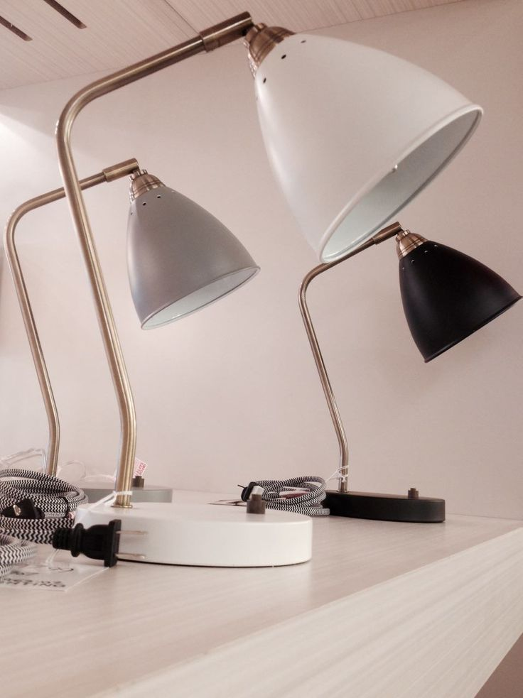 #LivingLighting at @station12_  has a variety of #styles and #sizes of the #desk #lamps in stock, so get them now before you get your first assignment! Please visit https://www.facebook.com/atstation12