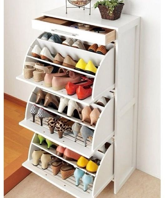 Organizador de zapatos. Love it!