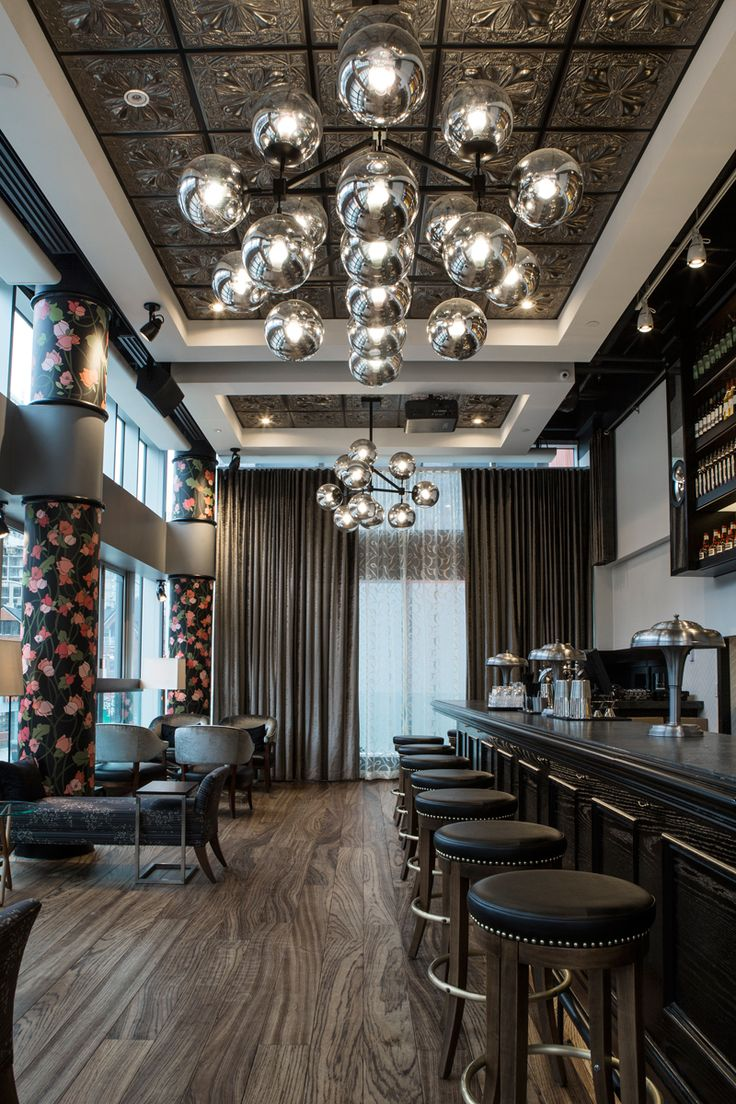 viso lighting. Montecito Restaurant In Toronto. Custom Lighting By VISO Inc. Viso