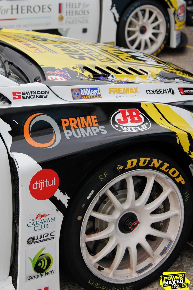 #sponsorship - BTCC touring car