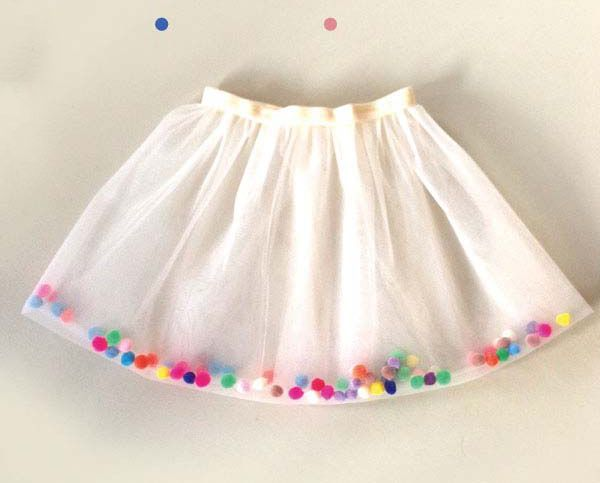 Tulle Cool for School: Tulle Sewing Projects