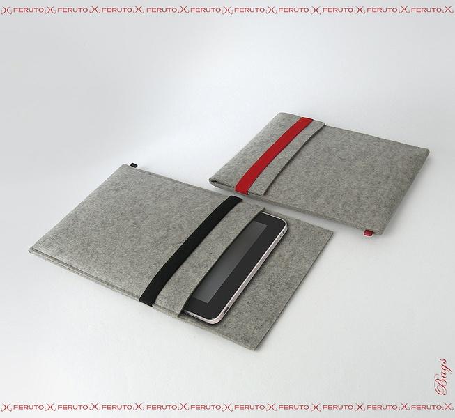 WOLF original german wool felt case for your iPad