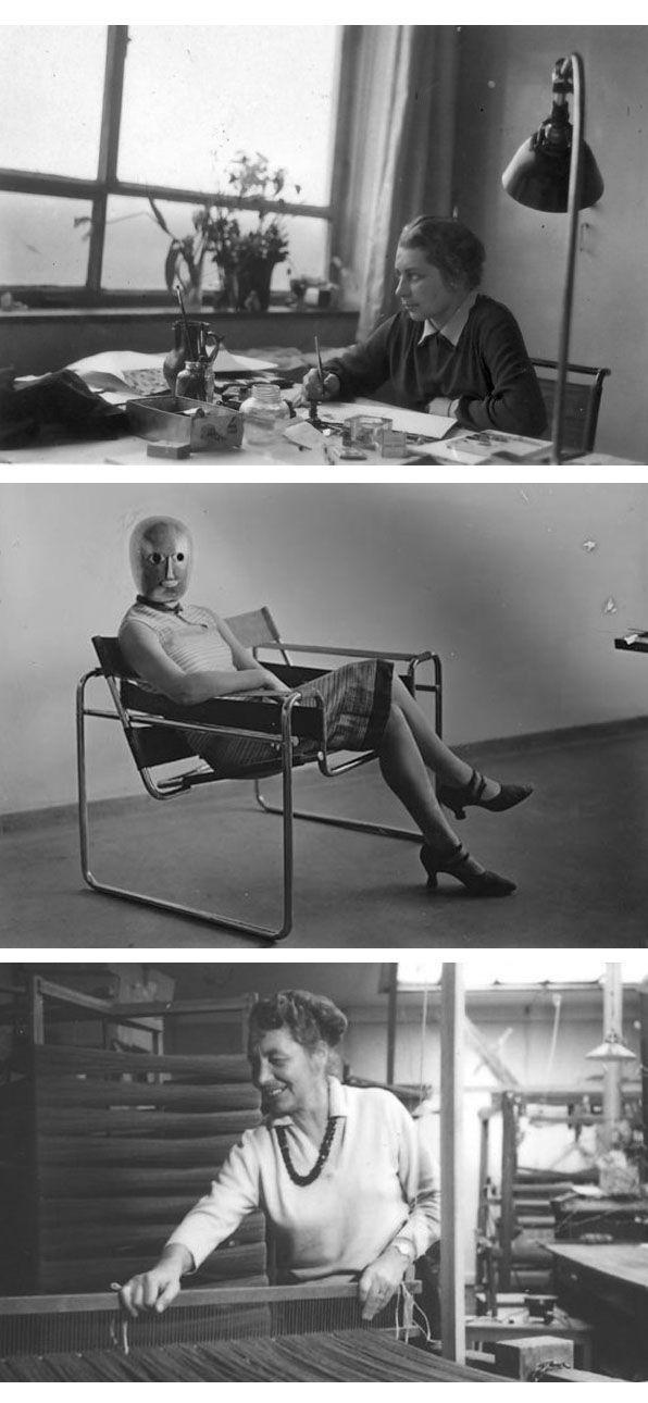 Gunta Stölzl (1897-1983) fue una artista textil alemana, conocida principalmente por su papel fundamental en el desarrollo del departamento de textiles de la Bauhaus. Fue la única catedrática mujer y su trabajo de transición desde pinturas individuales hasta diseños industriales supuso una auténtica revolución. Experimentó con composiciones contemporáneas y nuevos materiales. Fue despedida como …