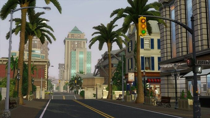 Finally found new city. A place to living