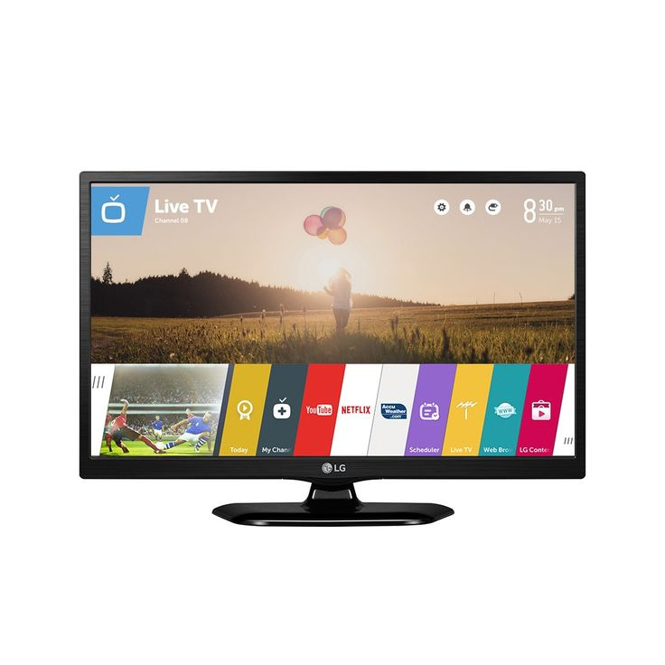 LG 24LF4820BU 24-inch LED Television with Smart TV