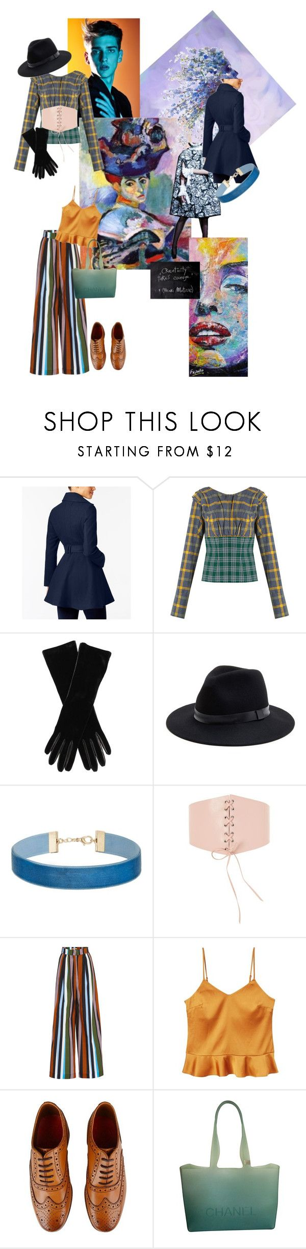 """Matisse"" by iselinln on Polyvore featuring INC International Concepts, Natasha Zinko, Armani Collezioni, Sole Society, Miss Selfridge, Topshop, Smarteez, MANGO, Grenson and Chanel"