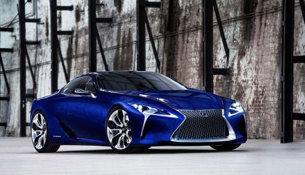 2012 LF-LC. The Start of Something Big. | Lexus i-Magazine 앱 다운로드 ▶ http://www.lexus.co.kr/magazine #ConceptCar #Lexus