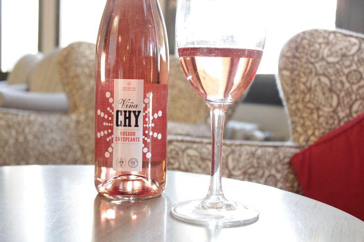 https://flic.kr/p/D9hVn4 | ViñaCHY rosado, ideal a cualquier hora del día