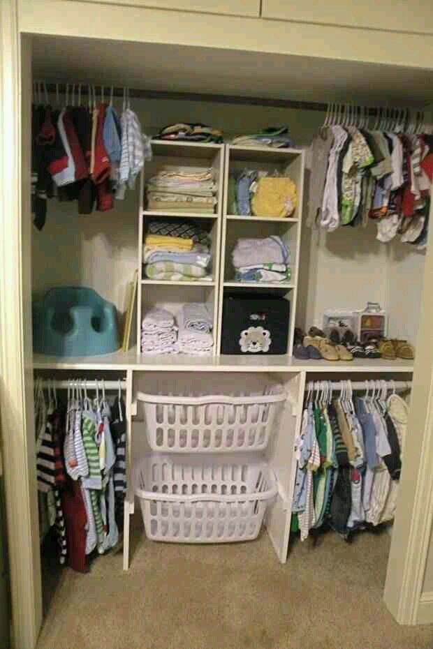 Organize Closet Ideas best 20+ toddler closet organization ideas on pinterest | nursery