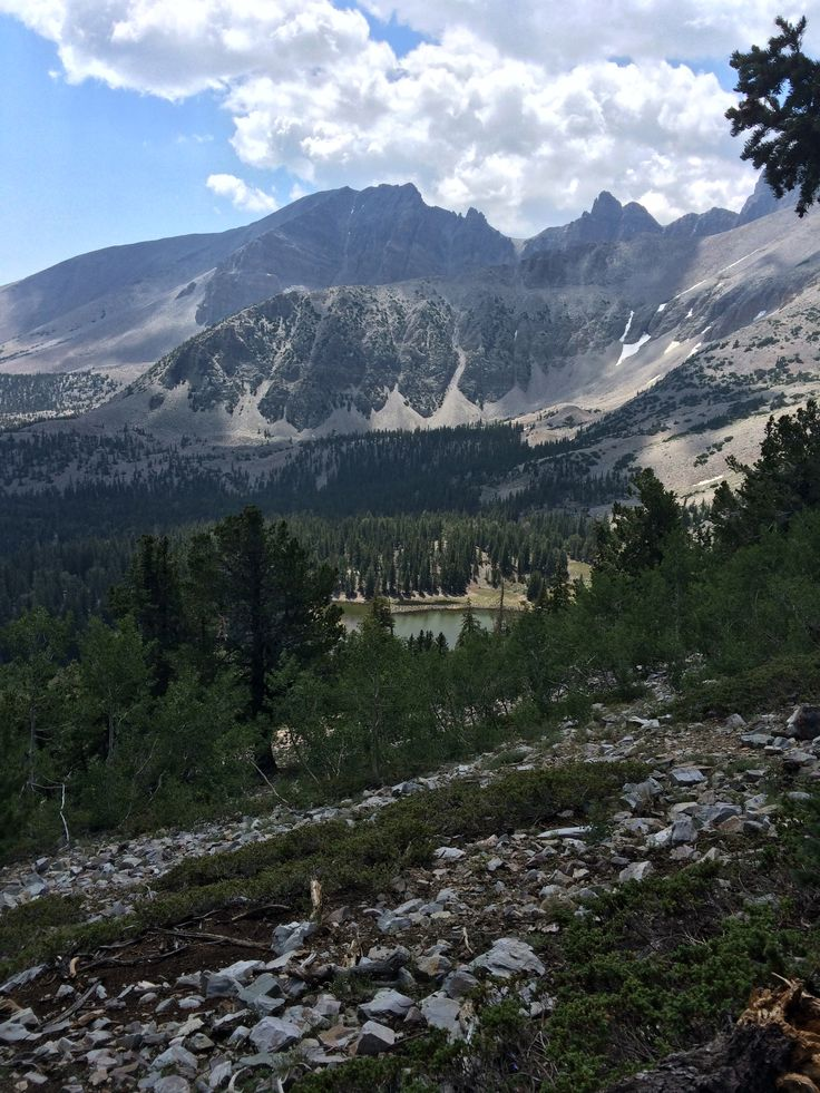 Looking for secluded wilderness? Head to Great Basin National Park in Nevada, one of the least visited National Parks.  Hiking Wheeler Peak, camping, caving and seclusion.  Click through to read about our trip.