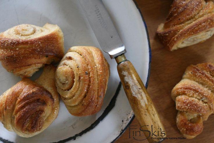 Finnish Cardamom Buns Recipes — Dishmaps