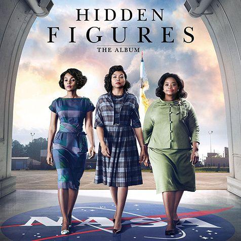 VA 『Hidden Figures』 ファレル制作、アリシアら本編同様に自立した女性歌手参加、『G I R L』以降の明快さ貫くサントラ