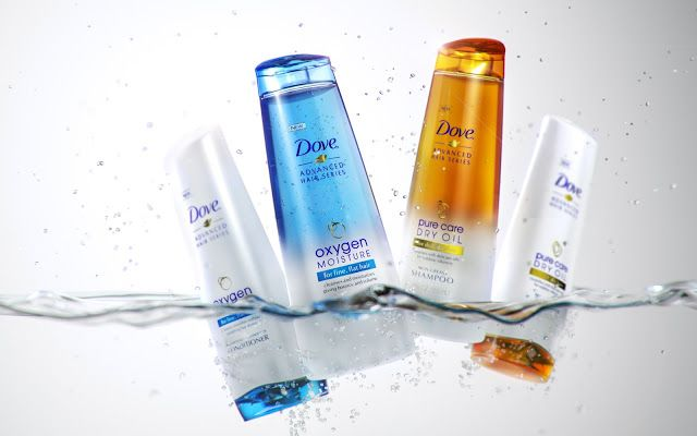 Dove Advanced Hair Series on Packaging of the World - Creative Package Design Gallery