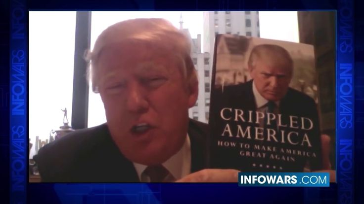 Alex Jones plays his historic interview with now President Donald J. Trump. Help us spread the word about the liberty movement, we're reaching millions help ...