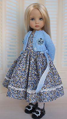 Embroidered-Ensemble-for-Effner-13-034-Little-Darling-Dolls-Petite-Princess-Designs                                                                                                                                                                                 Más
