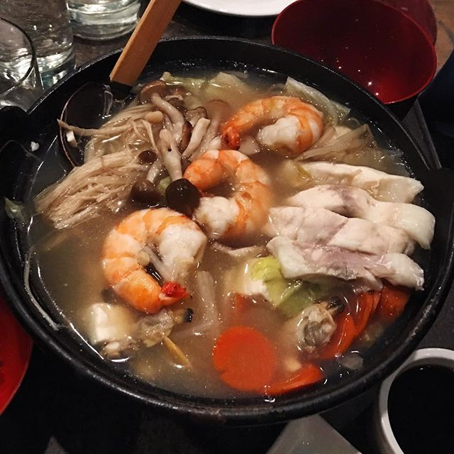 This is chankonabe--AKA sumo wrestler stew--and it's amazing! @ ...